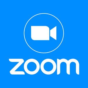 zoom logo for magician meeting